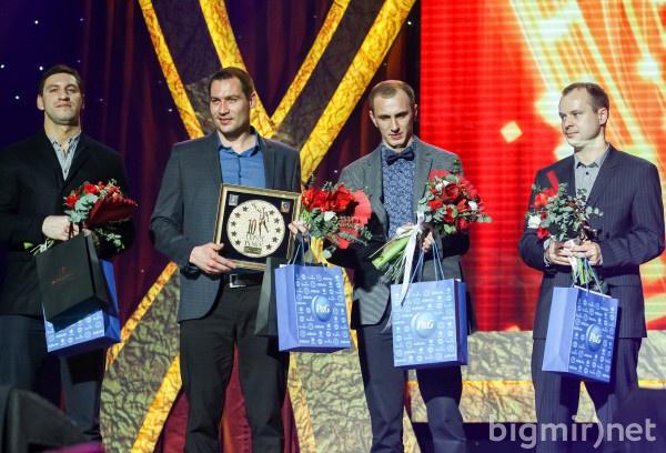 Герои спортивного року - 2015