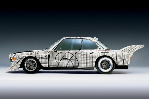 BMW Art Car Франка Стеллы