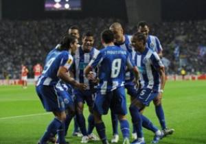 Какая боль: Порту отгрузил Спартаку 5 голов