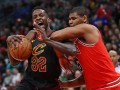 НБА: Новый Орлеан проиграл Хьюстону, Кливленд одолел Чикаго