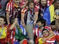 Фотогалерея: Первые после Шахтера. Атлетико выигрывает Лигу Европы