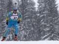 Украина завоевала серебро в микст-гонке, уступив шведам менее секунды