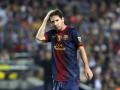 Месси не попал в стартовый состав Барселоны на матч против Депортиво