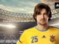 Ми віримо. Игроки сборной Украины верят в поддержку фанов на Евро-2012