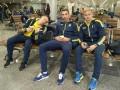 Стали известны номера новичков сборной Украины