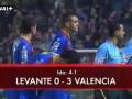Кубок Испании: Валенсия разгромила Леванте и вышла на Барселону