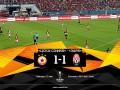 ЦСКА София - Заря 1:1 видео голов и обзор матча Лиги Европы