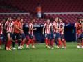 В Атлетико два игрока заразились коронавирусом