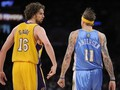 NBA: Денвер наносит ответный удар