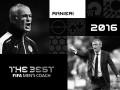 Стал известен список претендентов на звание тренера года по версии ФИФА