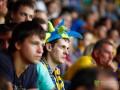 Фотогалерея: Как болельщики Металлист поддерживали в Лиге чемпионов