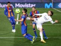 Реал выиграл у Барселоны и догнал лидирующий Атлетико
