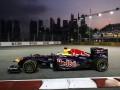 Гран-при Сингапура: Феттель выиграл вторую практику