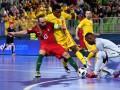 Португалия – Румыния 4:1 видео голов и обзор матча Евро-2018 по футзалу