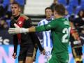 Наставник Леганеса прокомментировал игру Лунина в дебютном матче