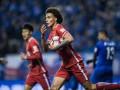 Китайский футболист намеренно сфолил на одноклубнике экс-игрока Динамо