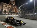 Гран-при Сингапура: Феттель и Хайдфельд первыми отправятся на пит-стоп