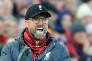 Клопп: Я горд игроками Ливерпуля, которые встали на колено
