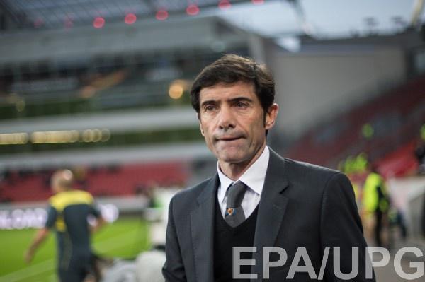 Главный тренер Вильярреала Марселино