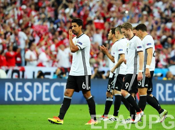 Сборная Германии проведет матч с Северной Ирландии