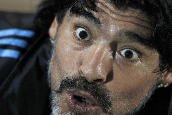 Марадона провалил работу в сборной Аргентины / AP