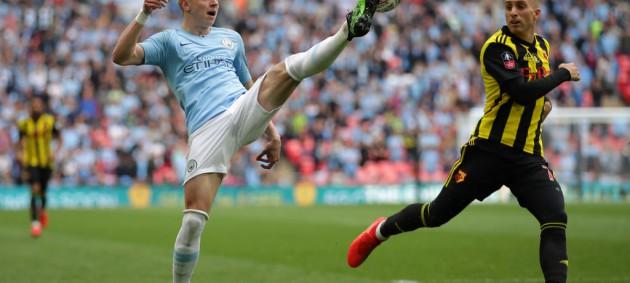Манчестер Сити с Зинченко добыл первый Кубок Англии для Гвардиолы