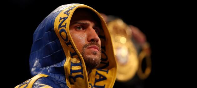 Ломаченко: Я - лучший боксер в легком весе