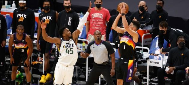 НБА: Финикс дожал Юту, Бруклин разгромил Новый Орлеан