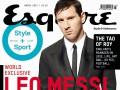 Босоногий мальчик. Месси снялся для журнала Esquire