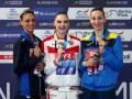 Украинка Яхно выиграла свою седьмую медаль на чемпионате Европы
