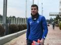 Вратарю Динамо Нещерету проопериуют травмированное плечо