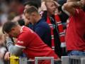 Манчестер Юнайтед - один из худших в плане обороны в АПЛ