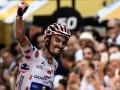 Француз Алафилипп победил на 16-м этапе Тур де Франс