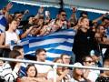 Группу греческих болельщиков выгнали с Australian Open