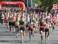 Во время марафона в Литве погиб бегун