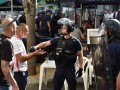 Польские болельщики устроили беспорядки в Марселе