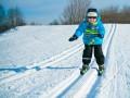 В каком возрасте учить ребенка прыжкам с трамплинов на лыжах