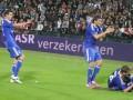 Фейенорд могут наказать за поведение болельщиков во время матча с Динамо