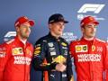 Ферстаппен выиграл квалификацию Гран-при Мексики
