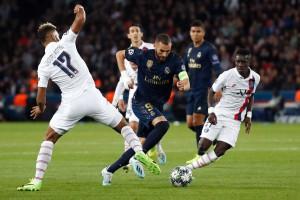 Реал впервые за 167 игр в Лиге чемпионов не попал в створ ворот соперника