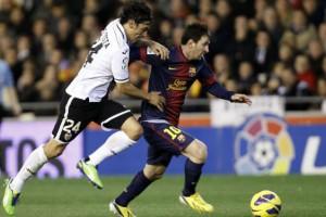 Валенсия – Барселона – онлайн трансляция матча чемпионата Испании