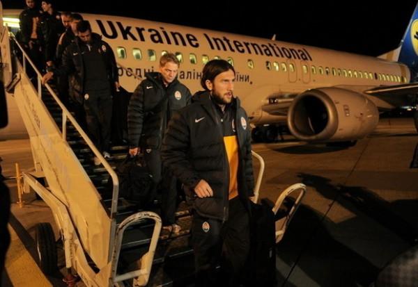 Шахтер вернулся в Донецк