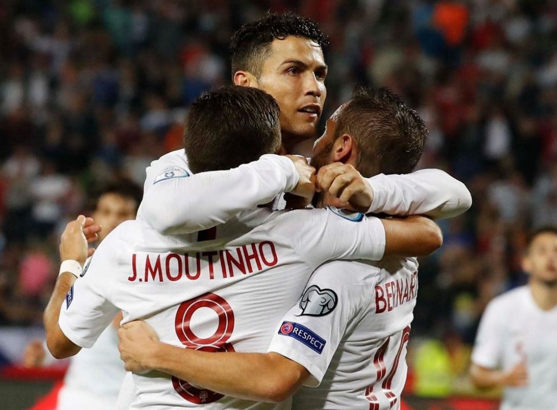 Сербия - Португалия: обзор матча
