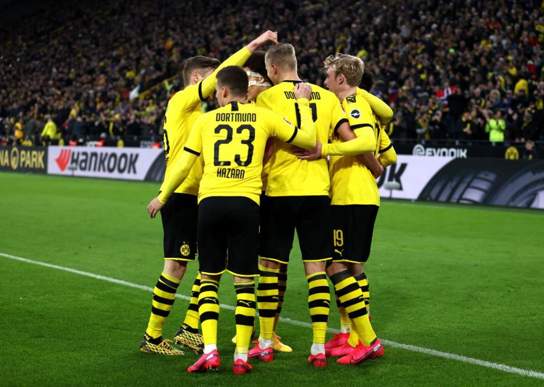 Боруссия Дортмунд - Унион Берлин: видео голов и обзор матча