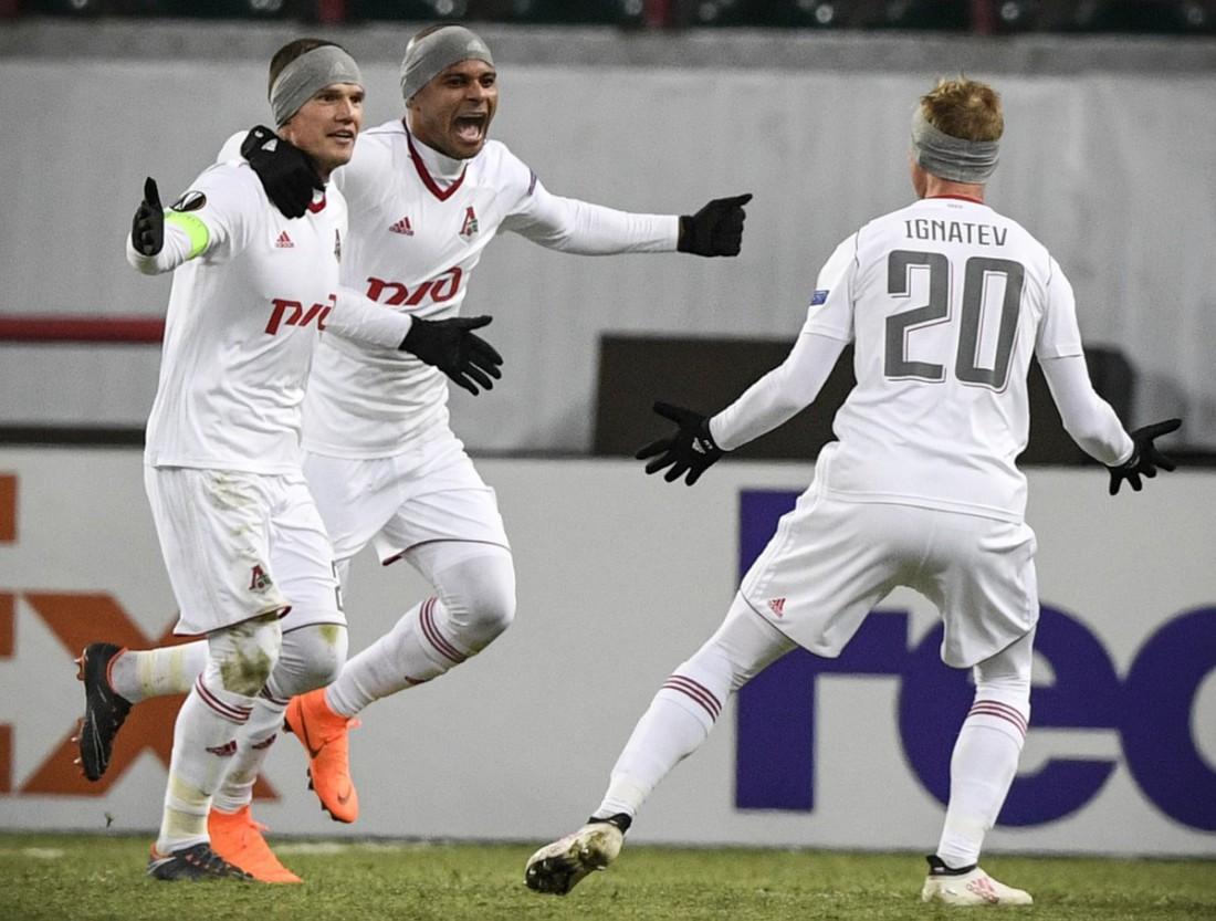 Локомотив дома обыграл Ниццу