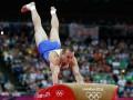 Именем украинского гимнаста назвали элемент в спортивной гимнастике
