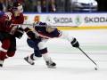 Латвия - США 3:5 Видео шайб и обзор матча ЧМ по хоккею