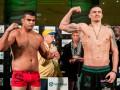 Соперник Усика шокировал публику своим весом перед боем