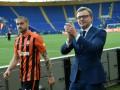 Палкин: Шахтер доказал, что является лучшим клубом Украины