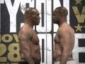 Майк Тайсон - Рой Джонс: состоялась церемония взвешивания боксеров